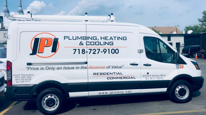 JPI Plumbing and Heating, Inc. Truck photo